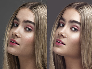 I will Retouch 2 model image