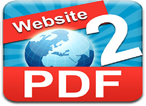 I will create pdf from your website