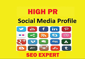 I will Create Social Media Business Profile Or Online Presence Of Your Business