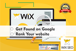 I will do onsite wix seo on page optimization for google ranking