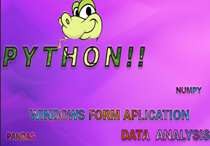 I will provide help with python