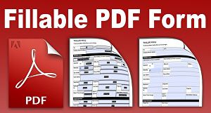 I will create fillable, editable PDF forms at affordable price - PDF conversion