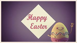 I will create short Easter Greeting animation video