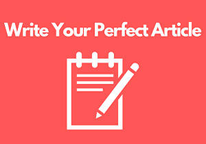 I will write a creative article for you