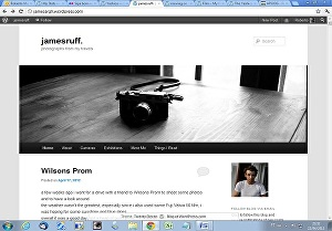 I will setup wordpress