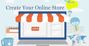 I will create a professional online store or website