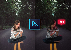 I will do GLOWING photos and other photoshop edits in 24 hours