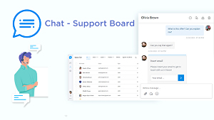I will build Chat Support Board to Helps  Customers