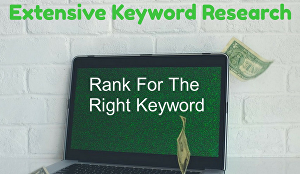 I will Do Low Competition SEO Keywords Research That Will Rank High
