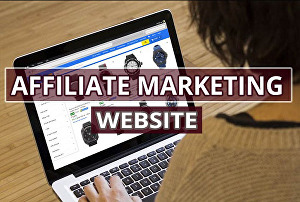 I will create WordPress affiliate marketing website and SEO