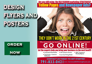 I will Design a Attractive flyers for your Business