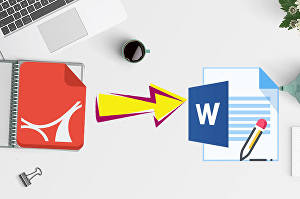 I will Convert hard copy, pdf files, any other non editable documents to editable soft copy witho