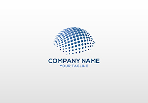 I will create gradient logo based on your request