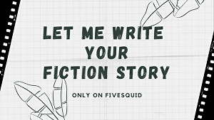 I will Write Short Fiction Story