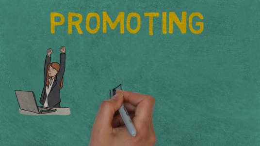 make an awesome explainer video, whiteboard or chalkboard animation