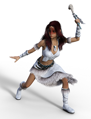 I will design 3d character modeling, texturing, rigging