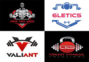 I will design fitness, gym or sports logo
