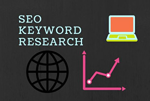 I will render SEO keyword research and competitor analysis
