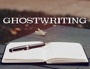 I will ghostwrite any article, webpage or social post