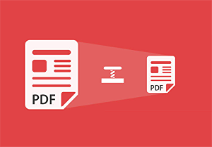 I will reduce and compress the size of your PDF files