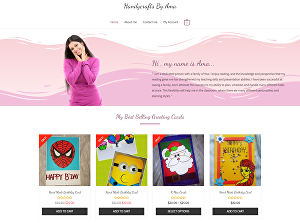 I will create a simple online web store