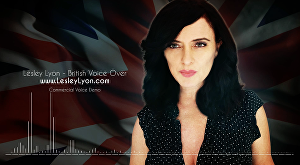 I will record a British Female Voice Over