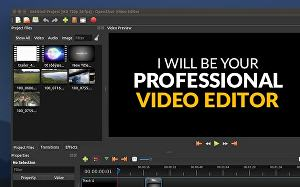 I will Do your 1 minute video mixing professionally