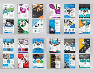 I will design your business flyer urgently