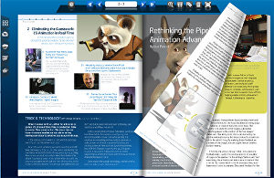 I will convert your pdf or ebook to a beautiful flipbook or digital magazine
