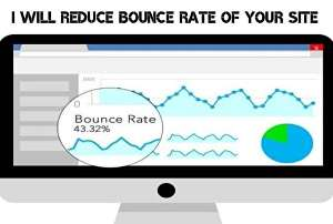 I will reduce the bounce rate of your WordPress website