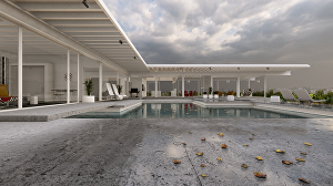 I will create 3d architecture models with realistic digital renderings