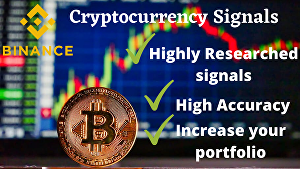 I will provide you Cryptocurrency trading signals for a month