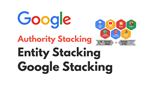 I will do google entity  authority stacking service