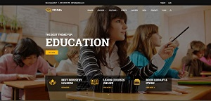 I will create a website for your school with all features, plugins, and suitable design as you li