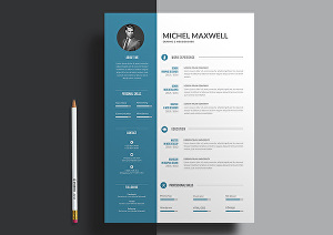 I will design and format your resume or CV
