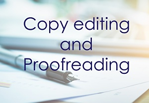I will professionally proofread and edit your English documents