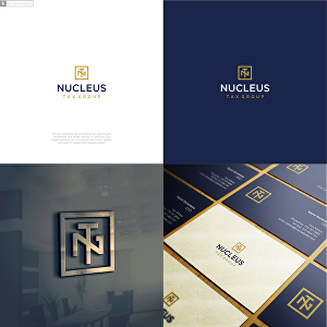 I will design an elegant logo with brand identity