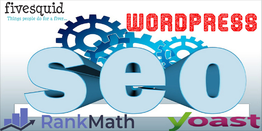 do on page SEO optimization for Yoast and Rank Math