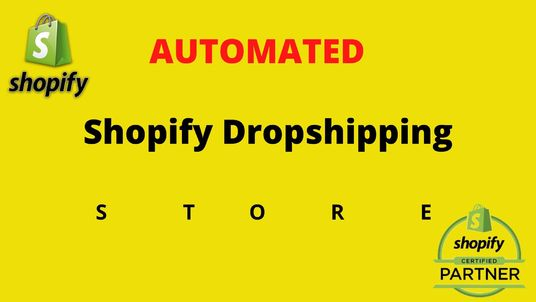 build professional shopify store & shopify website