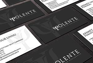 I will create a custom business card, letterhead, and stationary