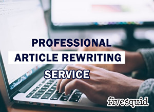 I will rewrite any article to pass copyscape