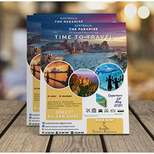 I will Create Eye Catching Flyers & Posters