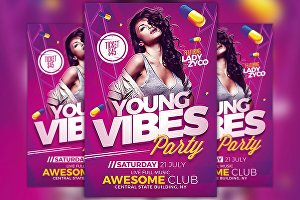 I will design  Party Flyer