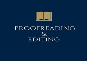 I will provide high-quality proofreading up to 2000 words