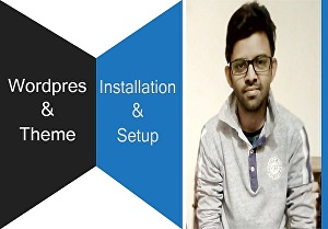 I will install wordpress on your web server