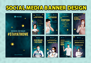 I will Create Any Banner Design