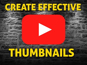 I will design attractive thumbnails for your YouTube videos