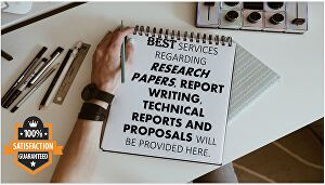 I will professionally assist you in technical reports and paper