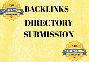 I will submit 1000 directory submission pr3 upto pr9