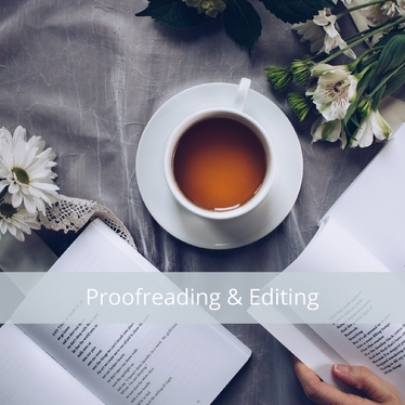proof-read your article, book, or document of up to 300 words